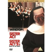 Sister Act / Sister Act 2 Back In The Habit DVD