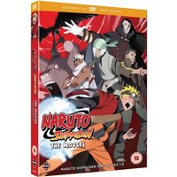 Naruto - Shippuden Movie Pentalogy DVD