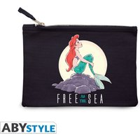 DISNEY - Free as the sea - Blue Cosmetic Case