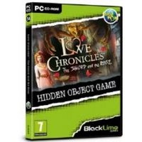 Love Chronicles The Sword And The Rose Hidden Object Game for PC (CD-ROM)