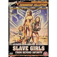 Grindhouse 3: Slave Girls From Beyond Infinity DVD