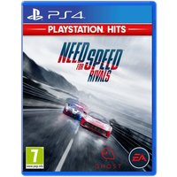 'Need For Speed Rivals Game Ps4 (playstation Hits)