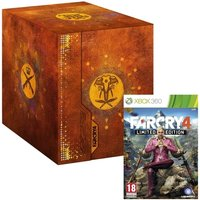 Far Cry 4 Kyrat Edition Xbox 360 Game