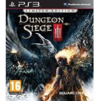 Dungeon Siege III 3 Limited Edition Game