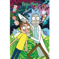 Rick and Morty - Watch Maxi Poster