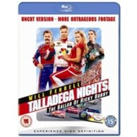 Talladega Nights The Ballad Of Ricky Bobby Blu-Ray