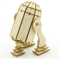 R2-D2 (Star Wars) IncrediBuilds 3D Wood Model Kit