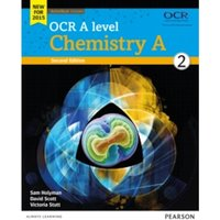 OCR A level Chemistry A Student Book 2 + ActiveBook