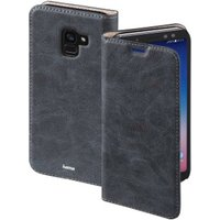 Hama Guard Case Booklet for Samsung Galaxy A8 (2018), blue