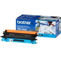 Brother TN-135C Toner cyan, 4K pages