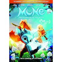 Mune: The Guardian Of The Moon DVD