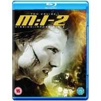 Mission: Impossible 2 Blu Ray