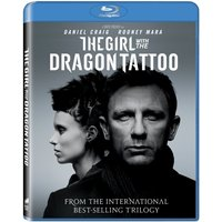 The Girl With The Dragon Tattoo Remake Blu-ray