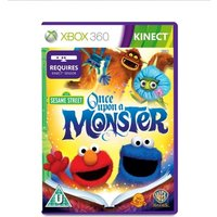Kinect Sesame Street Once Upon A Monster Game