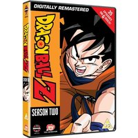 Dragon Ball Z Season 2 Episodes 40-74 DVD