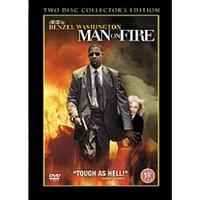 Man On Fire 2 Disc Edition DVD