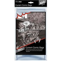 Ultra Pro Current Comic Bags (Pack of 100)