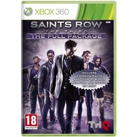 Saints Row The Third The Full Package Game