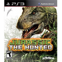 Jurassic The Hunted Game