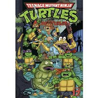 Teenage Mutant Ninja Turtles Adventures, Volume 12