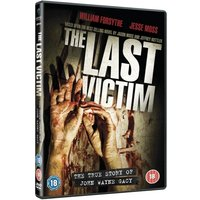 The Last Victim DVD