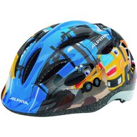 Alpina Construction Gamma Junior Helmet Blue 51-56cm