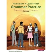 Heinemann A Level French Grammar Practice by Pearson Education Limited (Paperback, 2008)