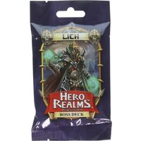 Hero Realms Lich Boss Deck Card Expansion