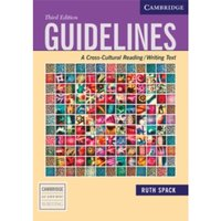 Guidelines : A Cross-Cultural Reading/Writing Text