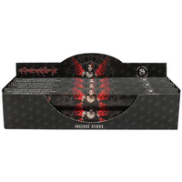 Pack of 6 Aracnafaria Incense Sticks by Anne Stokes