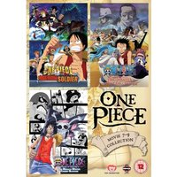 One Piece Movie Collection 3 DVD