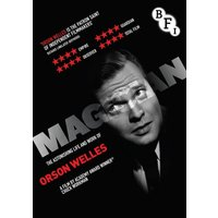 Magician: The Astonishing Life & Work of Orson Welles DVD