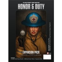 Flash Point Honour and Duty Board Game