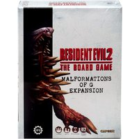 Resident Evil 2: Malformations of G Board Game (Expansion 1 )