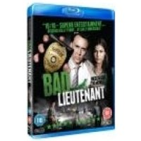 Bad Lieutenant Port Of Call New Orleans Blu-ray