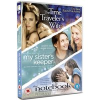 The Time Traveler's Wife / My Sister's Keeper / The Notebook [DVD]
