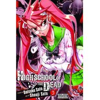 Highschool Of The Dead Volume 3
