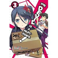 Devil Is A Part-Timer Volume 3