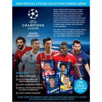 Champions League 2018/19 Sticker Collection Packs