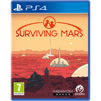 Surviving Mars PS4 Game
