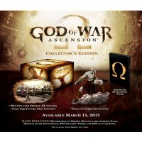 God Of War Ascension Collector's Edition Game