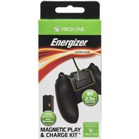Energizer Magnetic Play and Charge Cable with Recharge Battery Xbox One