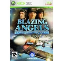 Blazing Angels Squadrons of WWII Game Xbox 360