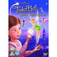 Tinker Bell & the Great Fairy Rescue DVD
