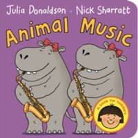Animal Music Board book