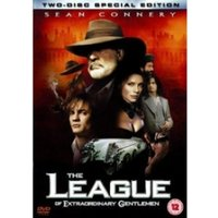 League Of Extraordinary Gentlemen 2 Disc DVD