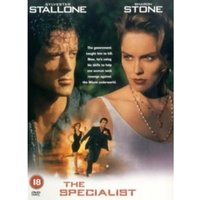 The Specialist DVD