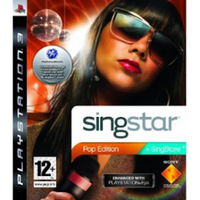SingStar Pop Edition Solus Game
