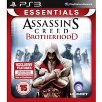 Assassin's Creed Brotherhood Essentials PS3 Game