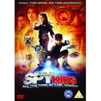 Spy Kids 4 All The Time In The World DVD Rental DVD